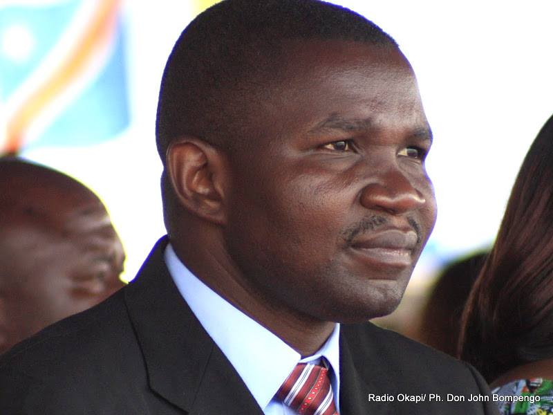 Governor of North Kivu, Julien Paluku.